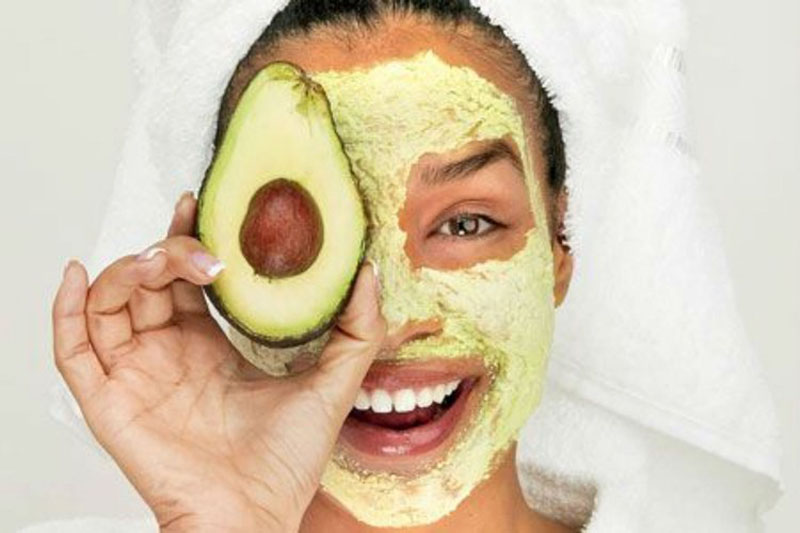 Benefícios do abacate para pele